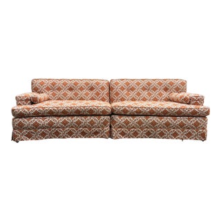 Vintage 2 Piece Sectional Sofa