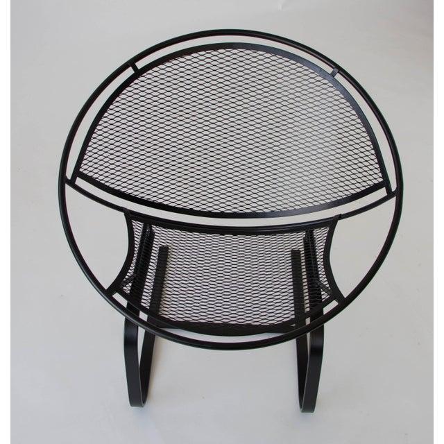 Pair of Salterini Patio Rocking Chairs by Maurizio Tempestini - Image 5 of 8