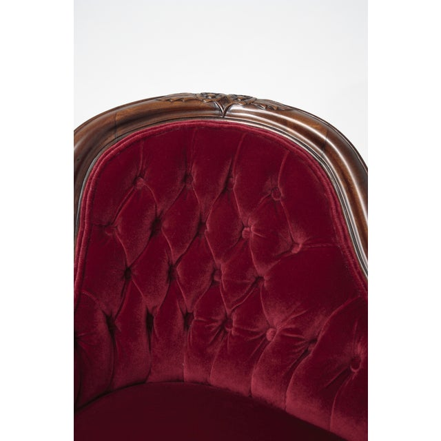 Victorian-Style Doll Sofa - Image 3 of 5