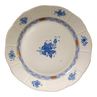 Herend of Hungary Chinese Bouquet Hand Painted Salad Plate