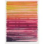Image of Line Series Monoprint - Triptych No. 1 2 4