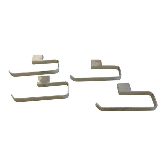 Rohl Modern Caswell Hand Towel Holders - Set of 4 - Image 1 of 8