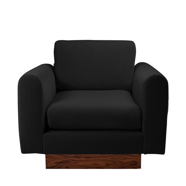 Harvey Probber Lavender Velvet Club Chairs - Pair - Image 10 of 10