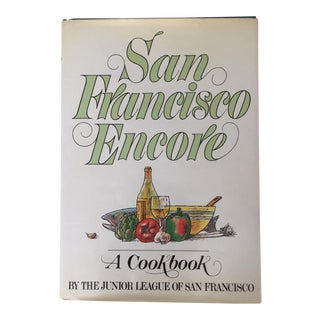San Francisco Encore Cookbook