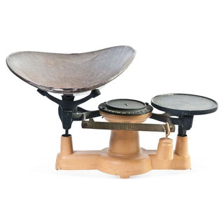Vintage Balance Scale by Howe Scale Co.