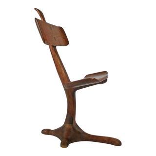 California Crafts Movement Chair Sculpture