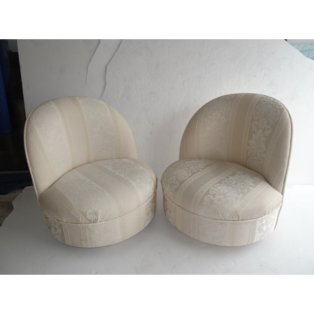 Baughmann Style Swivel Chair - Pair - Image 2 of 6