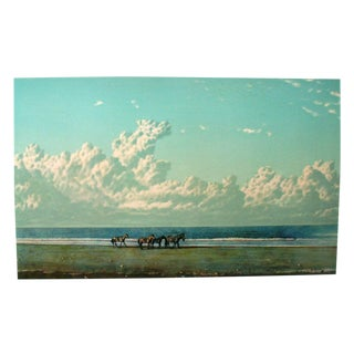 Keith Rasmussen Cumberland Clouds Lithograph
