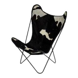 1950s Hardoy Pony Fur Child's Chair