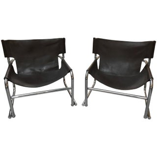 Rodney Kinsman T1 Sling Chairs - A Pair