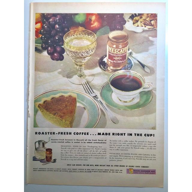 Mid-Century 1946 Cutex Ad - Image 3 of 3