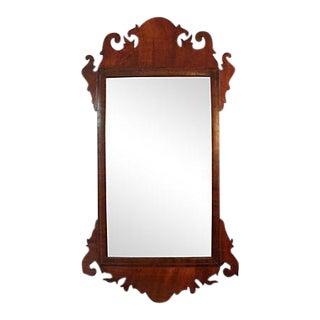 19th Century Federal Mahogany Mirror
