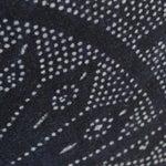 Image of Antique Batik Indigo Floor Pillow