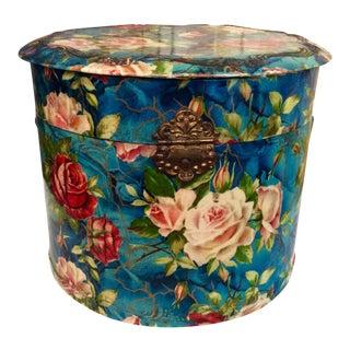 Victorian Celluloid Collar Box