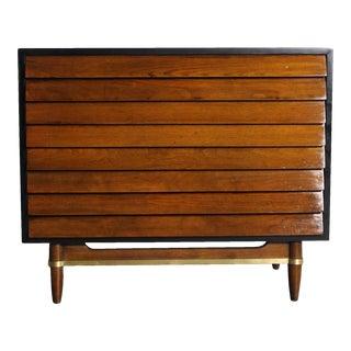Merton Gershun for American of Martinsville Walnut Dresser