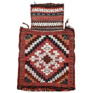 Luri Bakhtiari flatwoven Salt Bag
