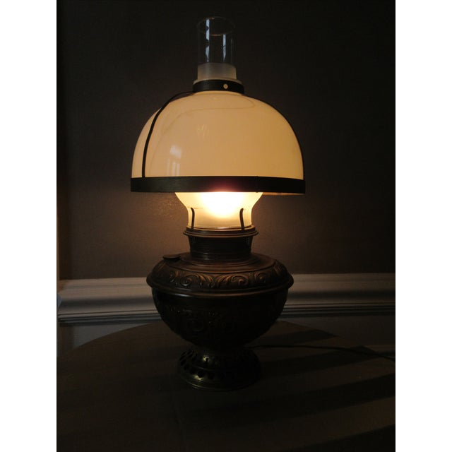 Antique B & H Railroad Corporation Train Lamp - Image 9 of 11