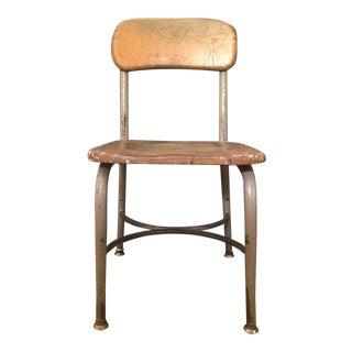 Heywood Wakefield Childrens Desk Chair