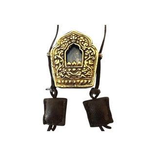 Tibetan Buddhist Ghau Traveling Bag