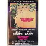 Image of Original Vintage Spanish Chinatown Poster