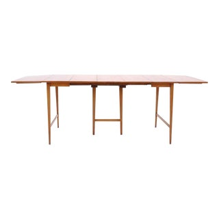 Paul McCobb Expandable Drop-Leaf Dining Table
