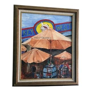 Key West Frame of Mind Painting