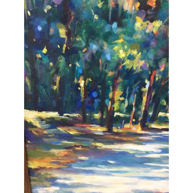 Lowcountry Landscape Oil Painting - Image 3 of 7