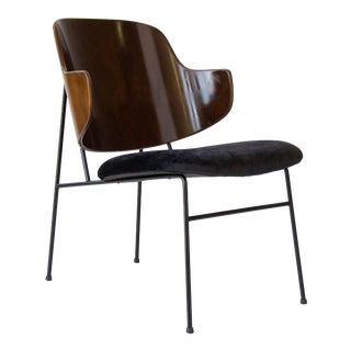 Penguin Chair by Ib Kofod-Larsen for Christensen & Larsen