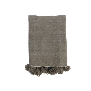 Dr. Grey' Berber Wool Blanket