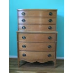 Image of Dixie 6-Drawer Chest of Drawers