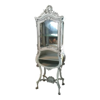 Antique French Vetrine