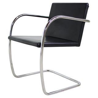 Mies Van Der Rohe Brno Leather Chair - 15 Avail.
