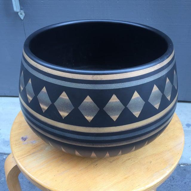 Italian Ceramic Bowl by Alvino Bagni - Image 3 of 4