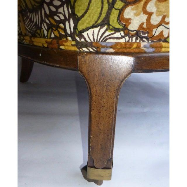 Mid Century Modern Club Chair - Pair - Image 8 of 10