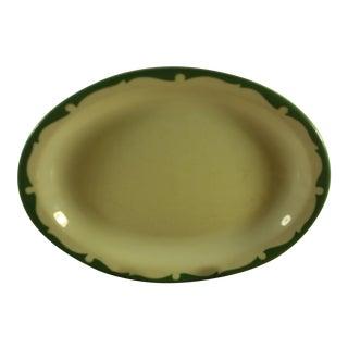 Shenango China Ceramic Serving Platter