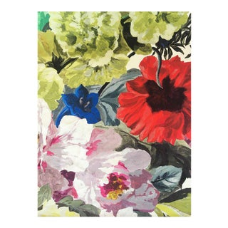 "Floral Designer's Guild Fabric ""Orangerie"" - 6 Yards"