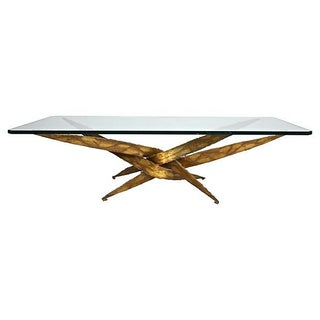 Silas Seandel Torch-Cut Coffee Table