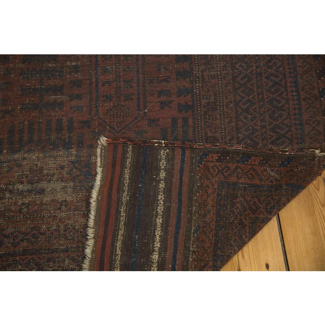 "Vintage Belouch Carpet - 4'8"" x 8'3"" - Image 7 of 9"