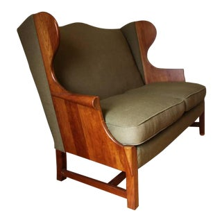 Stickley Modern Arts Loveseat