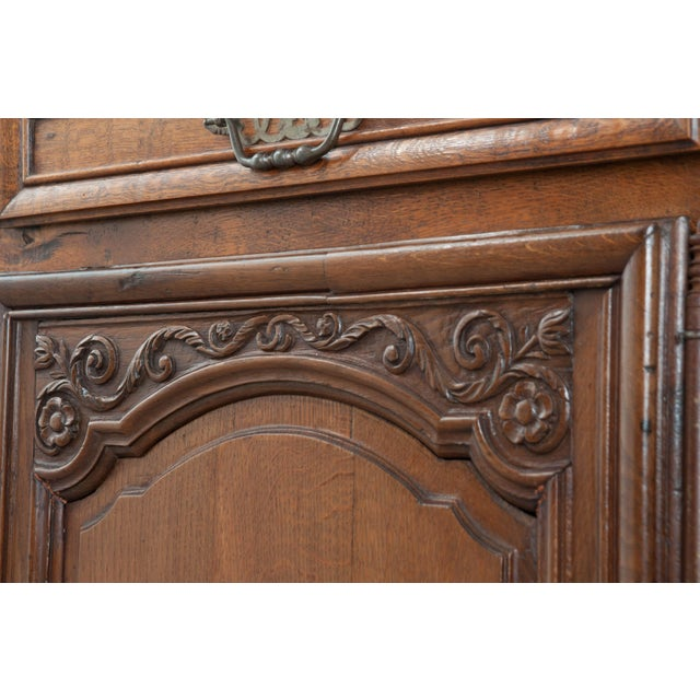 French 19th Century Oak Enfilade - Image 10 of 10