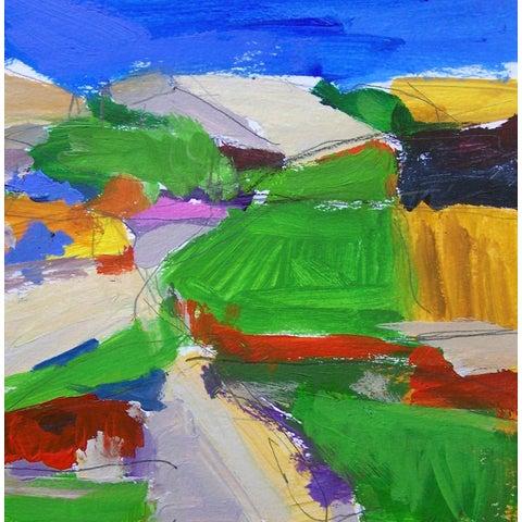 Image of Landscape #5 Sketch by Heidi Lanino