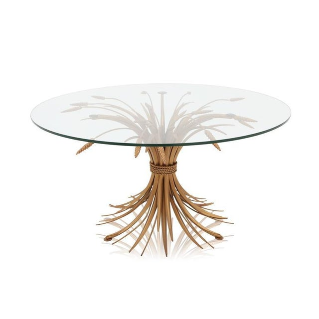 Coco Chanel Wheat Sheaf Coffee Table - Image 4 of 8
