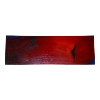 """Suk Ja Kang """"Eye-Con"""" Abstract Painting"""