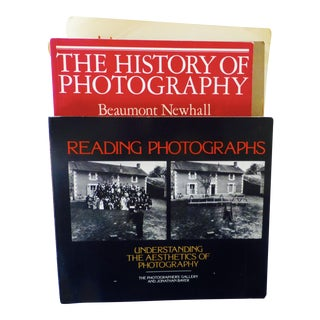 Vintage Photography Books - Set of 5