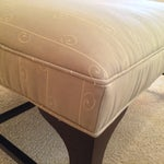 Image of Barbara Barry for Baker Green Ottoman