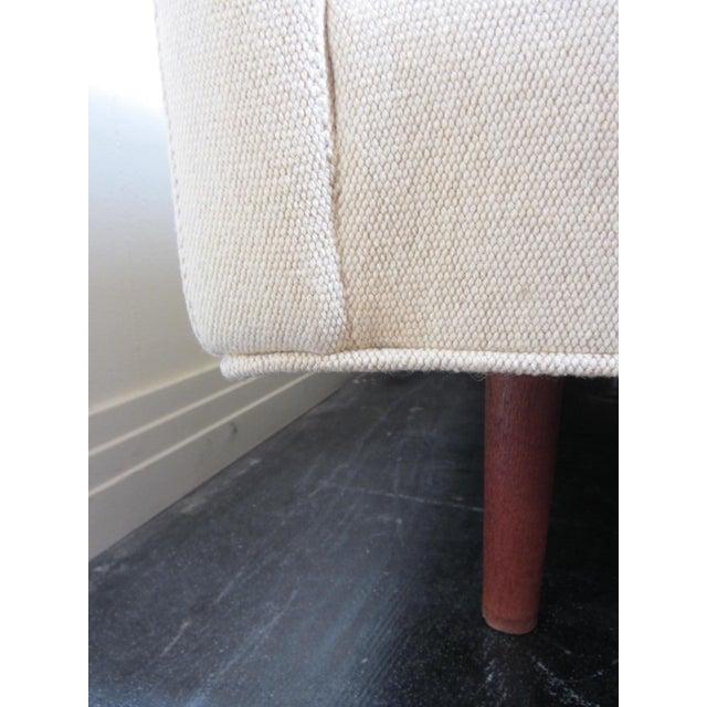 Mid-Century Modern Edward Wormley Style Sofa - Image 6 of 10