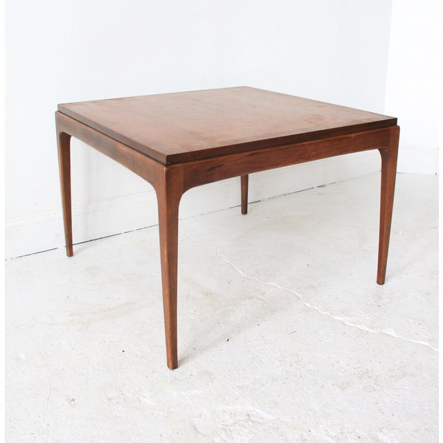 Vintage Mid Century Modern Lane Accent Table - Image 2 of 6