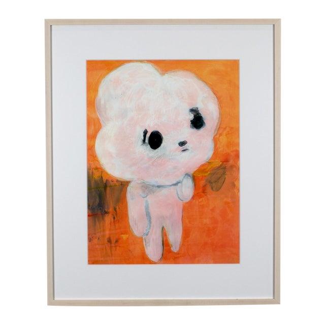 "Image of ""Bubble Head"" by Kentaro Minoura Print"