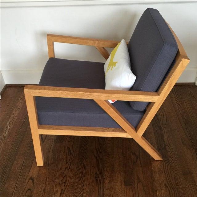 Gus Modern Truss Chair - Image 4 of 5