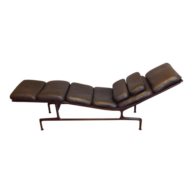Eames billy wilder chaise for herman miller chairish - Chaise eames herman miller ...